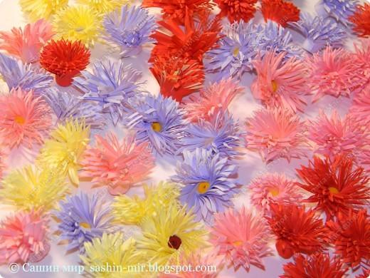 """Все помыслы только о весенних праздниках. Вчера """"вырастила"""" цветочное деревце. фото 2"""