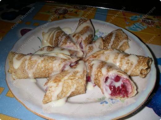 Вот такие очень простые и очень вкусные блины научила меня готовить моя двоюродная сестра. фото 10