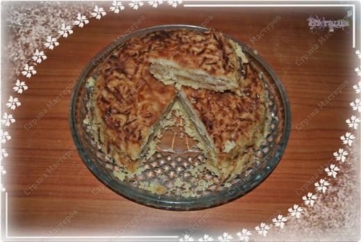 Сегодня я хочу Вас угостить яблочными пирогами - очень вкусными!!!  С первым пирогом все просто и не бойтесь, что делается в сухую - пирог получится обязательно! А со вторым - немного придется повозится, но результат ммммм... вкусно!!! фото 2