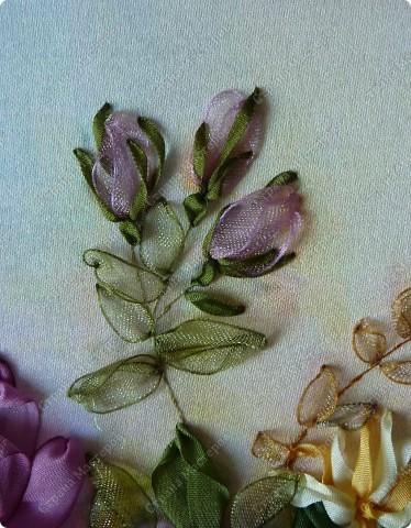 """Розы и колибри"" фото 14"