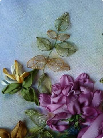 """Розы и колибри"" фото 13"