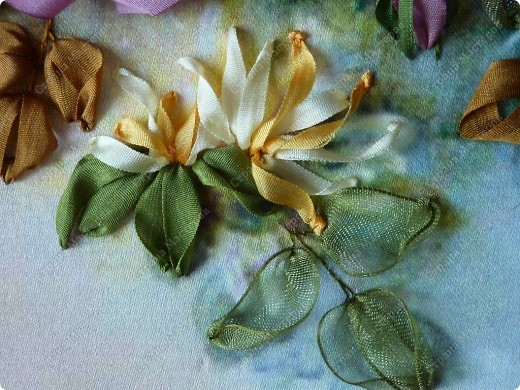 """Розы и колибри"" фото 12"