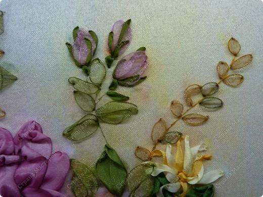 """Розы и колибри"" фото 11"