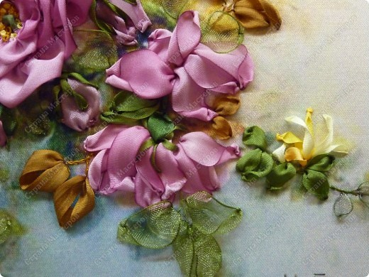 """Розы и колибри"" фото 10"