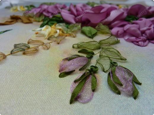 """Розы и колибри"" фото 8"