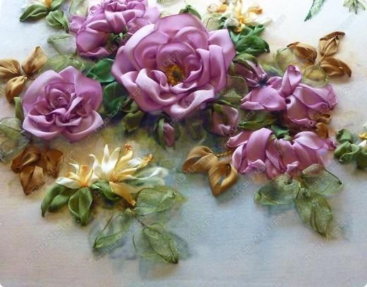 """Розы и колибри"" фото 3"