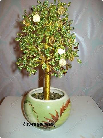 Дерево в стиле инь-янь фото 2