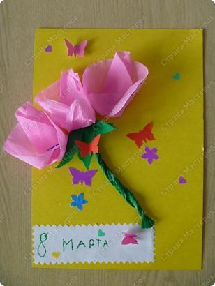 Для девчонок сделали букеты из чупа-чупсов. фото 6