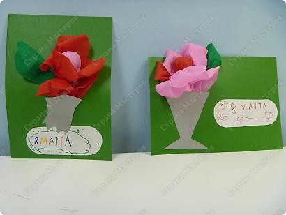 Для девчонок сделали букеты из чупа-чупсов. фото 1