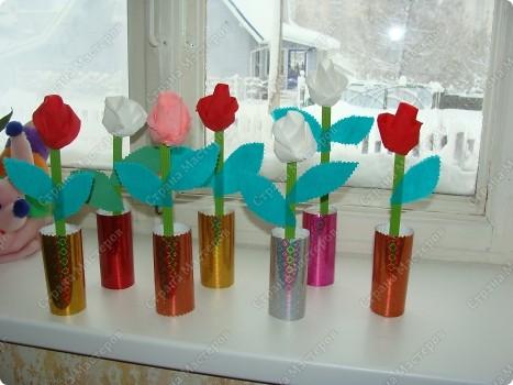 Цветы для любимых мамочек. фото 1