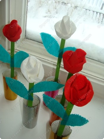 Цветы для любимых мамочек. фото 2