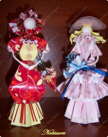 Дорогие мастерицы, я к Вам с новой куклой. фото 3