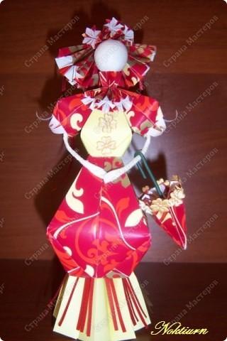 Дорогие мастерицы, я к Вам с новой куклой. фото 1