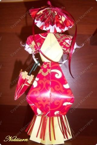 Дорогие мастерицы, я к Вам с новой куклой. фото 2