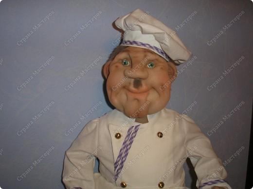 Шеф-повар. Вот такой красавец у меня получился! фото 10