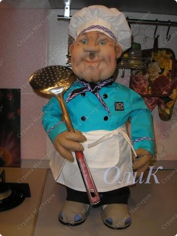 Шеф-повар. Вот такой красавец у меня получился! фото 11