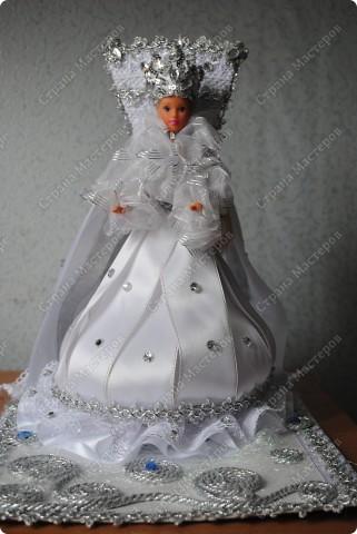 Своими руками снежная королева