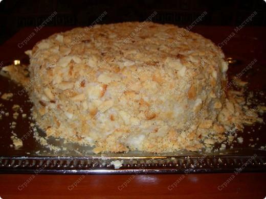 Готовый торт получился 2,5 кг!!! фото 1