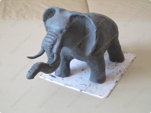 Слон фото 1