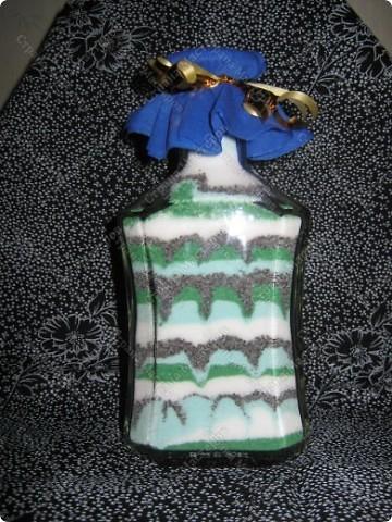 Бутылка с солью фото 1