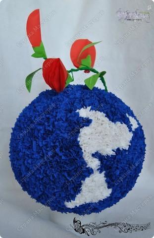 «… День Земли – это день ответственности перед нашей планетой, ответственности перед людьми, которые ее населяют, перед самой природой, частью которой мы являемся» С.П. Капица. фото 2