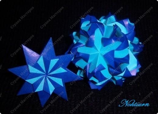 Добрый вечер всем!Ну вот и я наконец то добралась до кусудам, за что большое спасибо Эм (Тамаре),это с ее легкой руки и из ее подарка (синяя бумажка) я сделала эти кусуДамочки. фото 3