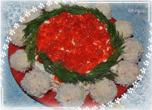 Серия праздничная, хотя... можно и каждый день устроить праздник! :-))) Серия салатно-закусочная. фото 4