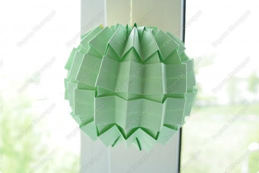 Оригами оригами-шарик мини