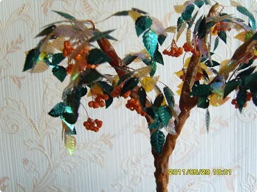 Мое первое деревце... Не судите строго- я только учусь... фото 2