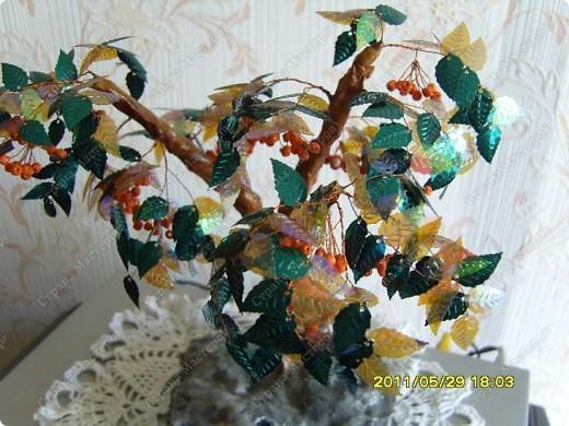 Мое первое деревце... Не судите строго- я только учусь... фото 3