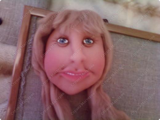 Хотела сделать совершенно другую куклу, ниже все покажу... фото 2