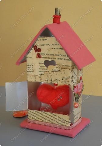 Что самое главное в любом доме?.. Правильно, - чтобы в нём однажды поселилась и безвыездно жила любовь. фото 1