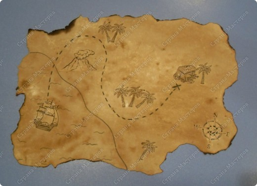 Среди моря-океана Затерялся остров тот... фото 3