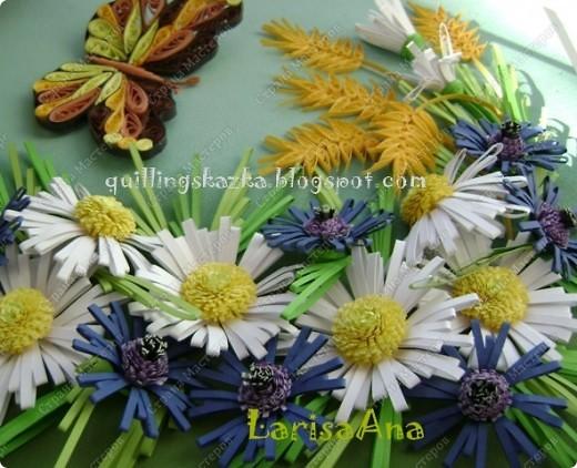 Полевые цветы... Полевые... Васильки и ромашки в лугах... Ярко-синие и голубые – На бескрайних наших  полях.  Сколько нежности, яркости, света Вы храните в себе летним днем... Теплым солнцем весной вы согреты, И умыты осенним дождем...  Полевые цветы... Полевые... Не сравнить вас с садовым цветком. Вы согрели мне душу, родные! Поселились вы в сердце моем!   фото 2