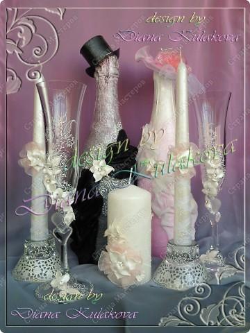 """Свадебный набор """"Сладкая парочка"""" фото 10"""