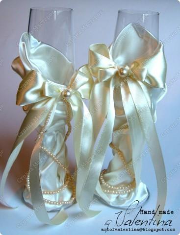 Такой свадебный наборчик делала на свадьбу подруге в октябре 2010 г. (первый заказ!!) Сейчас все по-отдельности покажу (фото будет много)): фото 2