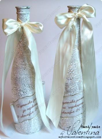 Такой свадебный наборчик делала на свадьбу подруге в октябре 2010 г. (первый заказ!!) Сейчас все по-отдельности покажу (фото будет много)): фото 3