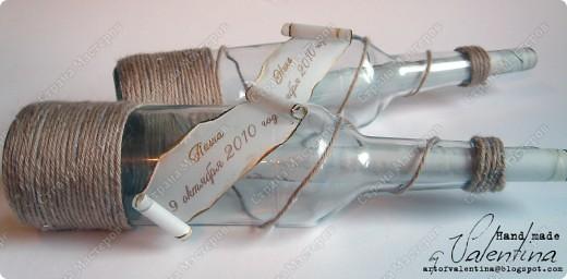 Такой свадебный наборчик делала на свадьбу подруге в октябре 2010 г. (первый заказ!!) Сейчас все по-отдельности покажу (фото будет много)): фото 8