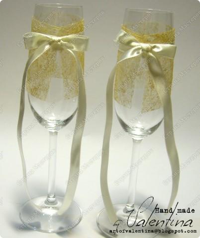 Такой свадебный наборчик делала на свадьбу подруге в октябре 2010 г. (первый заказ!!) Сейчас все по-отдельности покажу (фото будет много)): фото 7