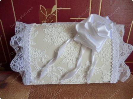 Свадебный сундучок.  фото 1