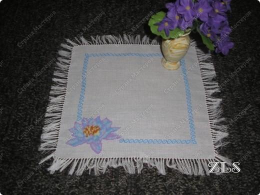 Моя первая салфетка на продажу ) фото 2