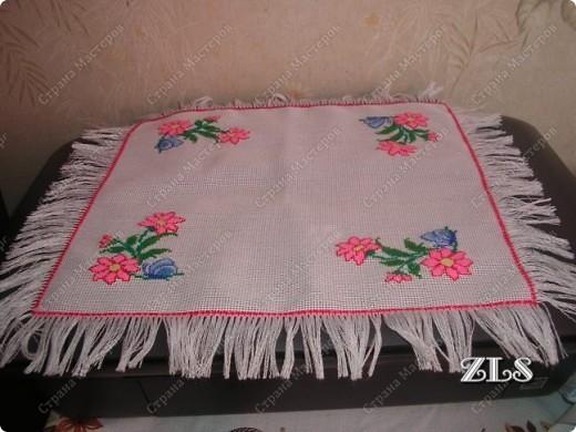 Моя первая салфетка на продажу ) фото 4
