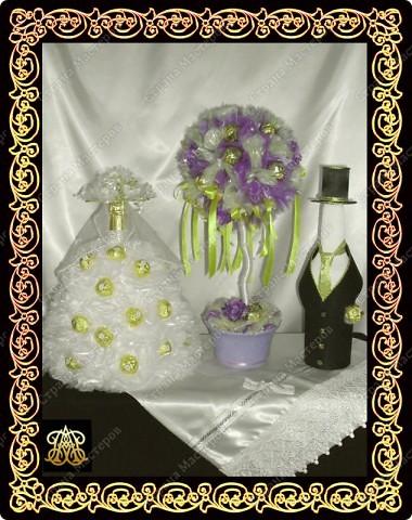 Свадебные быки и дерево желаний фото 1