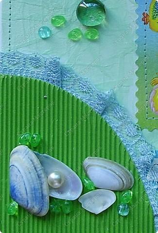 Была зеленая тоска...Загружаю в той последовательности, в которой выливалась моя зеленая тоска. фото 12