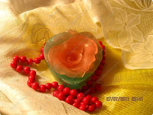 Мыльная роза.  фото 3
