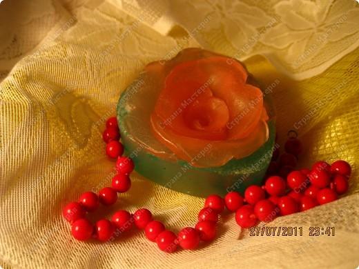 Мыльная роза.  фото 4