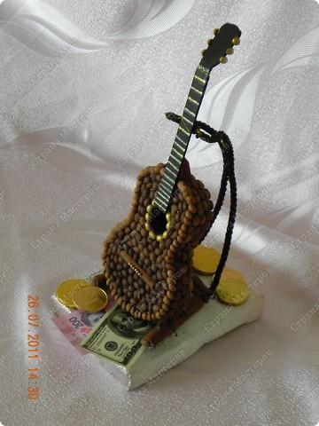 """""""Чтобы в душе была музыка, а в кармане - деньги"""" Кофе, корица и немножко шоколада  фото 1"""