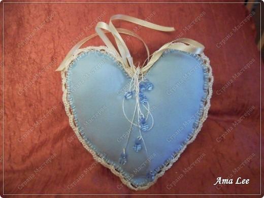 Сердце сувенирное, еще одно.)) фото 2