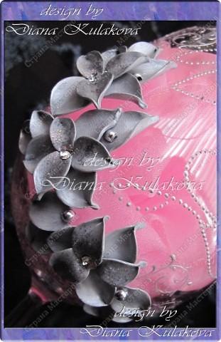 Бокалы на серебрянную свадьбу (660мл) фото 4
