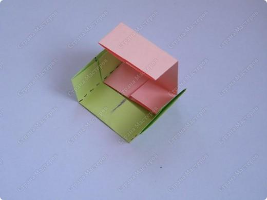 Кубик Идея не моя, но МК найти не могу. фото 9